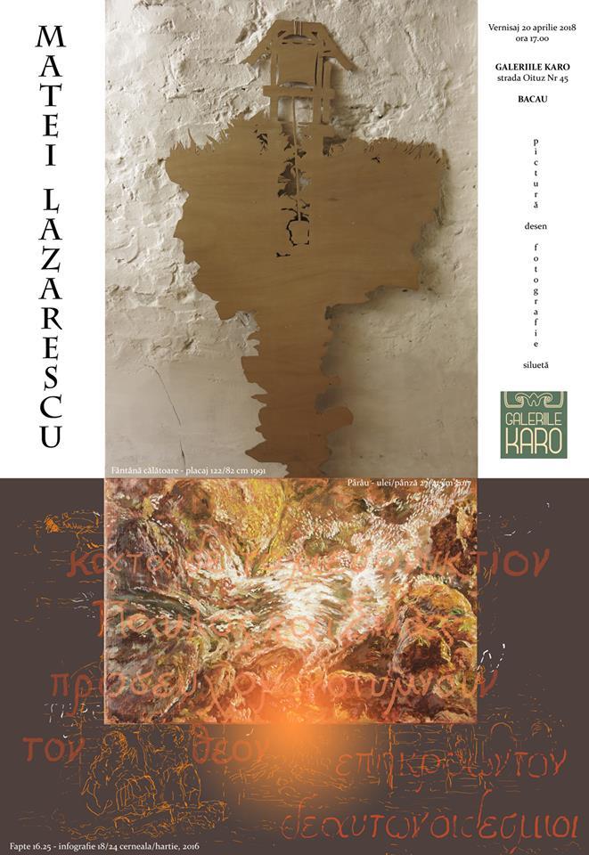 galeriile karo- matei lazarescu pictura